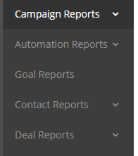 ActiveCampaign reporting features