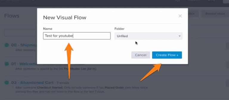 How to Create a Flow in Klaviyo