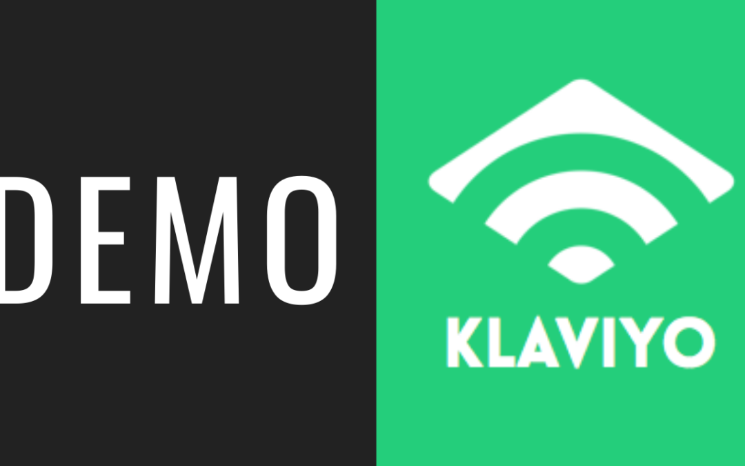 Klaviyo Demo (aka the best email marketing software for eCommerce)