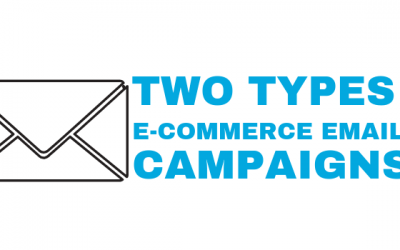 Two General Types Of Ecommerce Email Campaigns