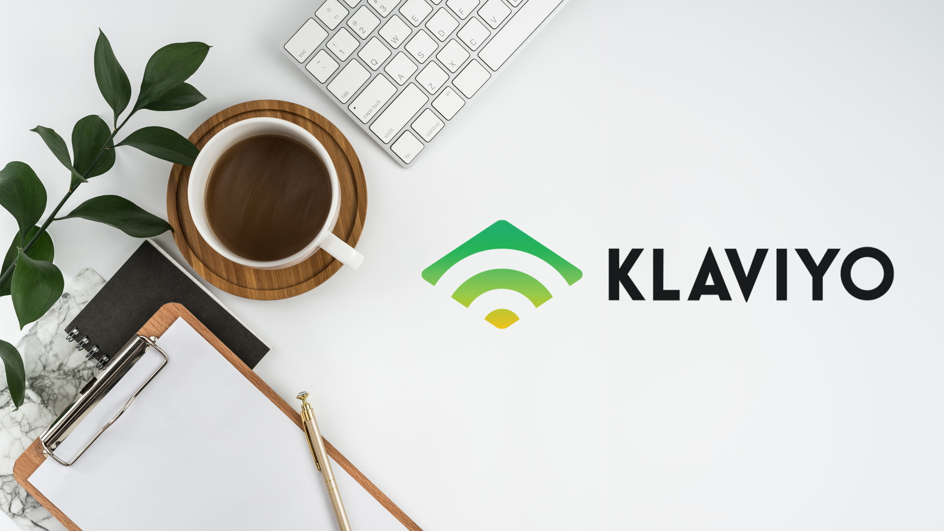 Klaviyo, the best tool for e-commerce email marketing.