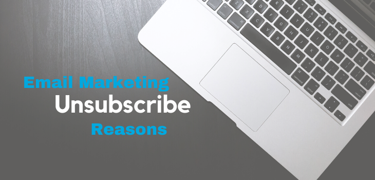Email Marketing Unsubscribe Reasons