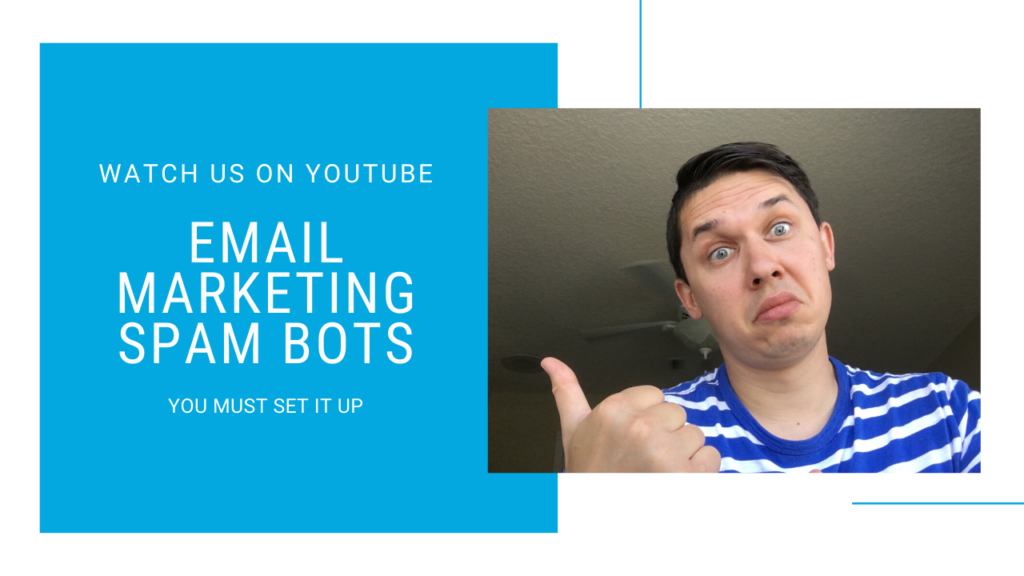 email marketing spam bots