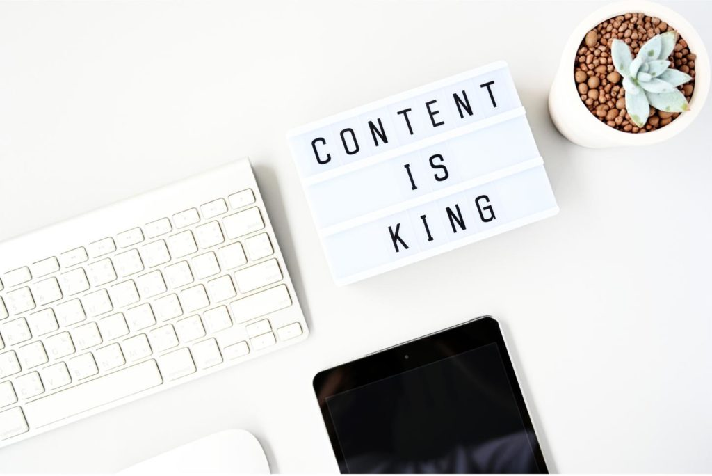 Content ideas for email campaigns NOVEMBER 2020