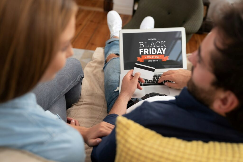 The best day to send Black Friday emails is at least one week before the actual Black Friday.