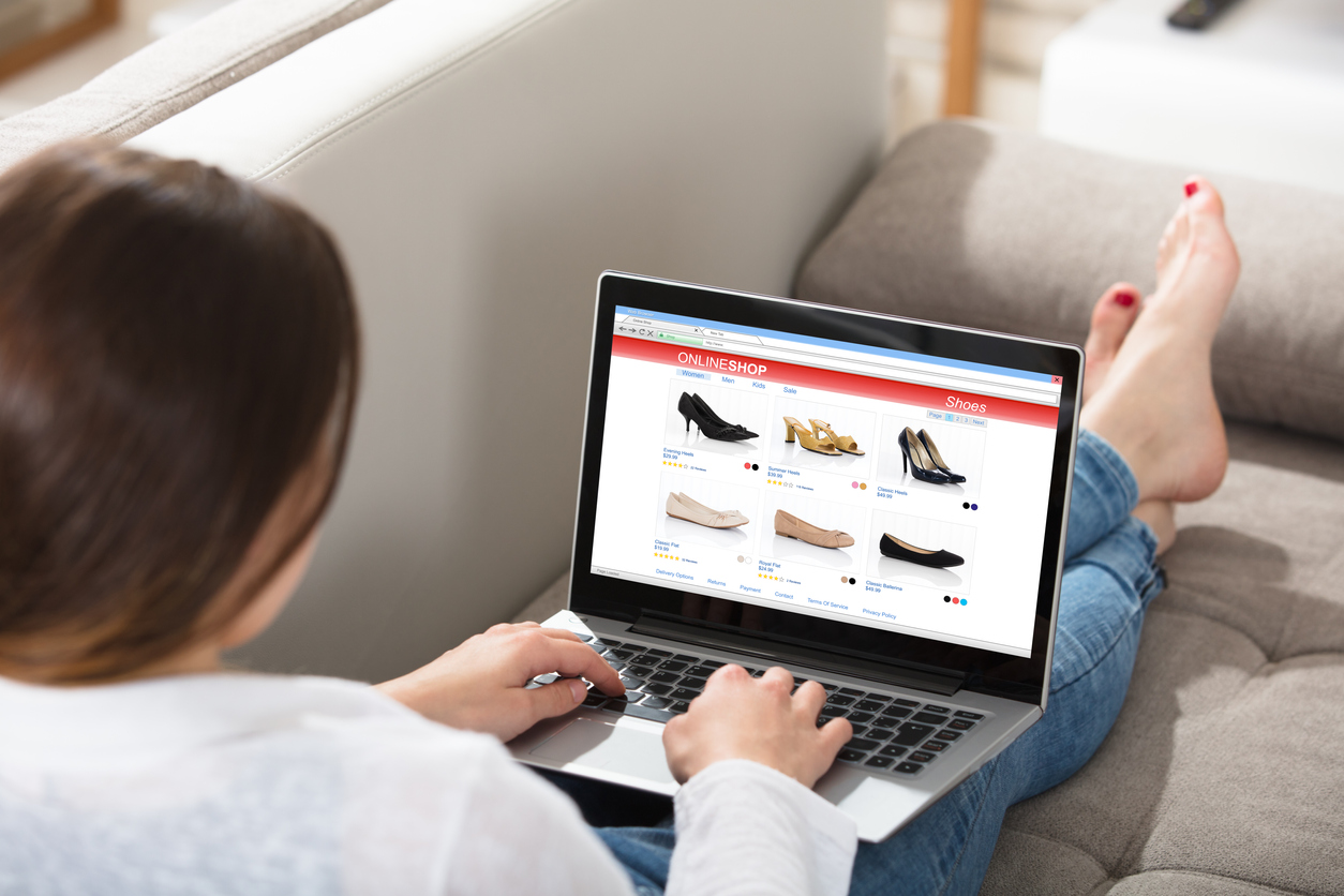 Abandoned cart statistics: most online shoppers are just window shopping.